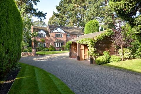 6 bedroom detached house for sale - Pineways, Sutton Coldfield, West Midlands, B74