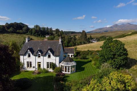 5 bedroom detached house for sale - Drimbuie, Kilchrenan, Taynuilt, PA35 1HF
