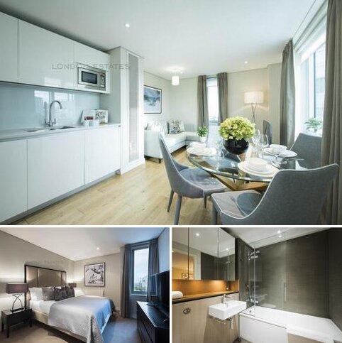 3 bedroom apartment to rent - 4b Merchant Square, East Harbert Road, Paddington, W2