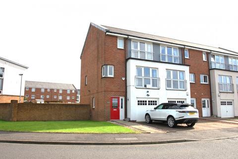 4 bedroom end of terrace house for sale - Ellerslie Road, Yoker, Glasgow, G14