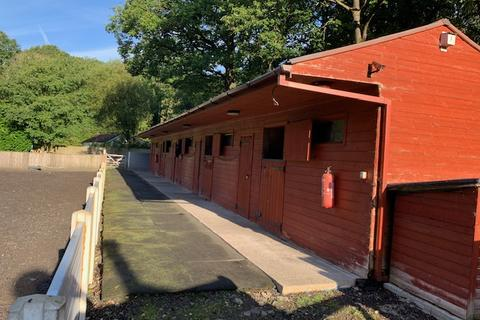 Equestrian property for sale - Croesbychan, Aberdare