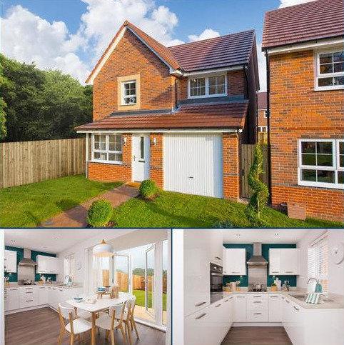 3 bedroom detached house for sale - Bluebird Way, Brough