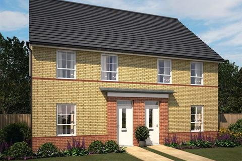 3 bedroom semi-detached house for sale - Plot 64, Finchley at Charter's Gate, Huntingdon Road, Thrapston, KETTERING NN14