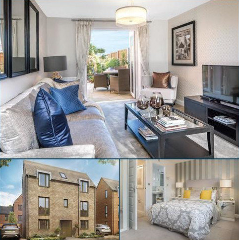 4 bedroom detached house for sale - Plot 134, Brampton at Darwin Green, Huntingdon Road, Cambridge, CAMBRIDGE CB3