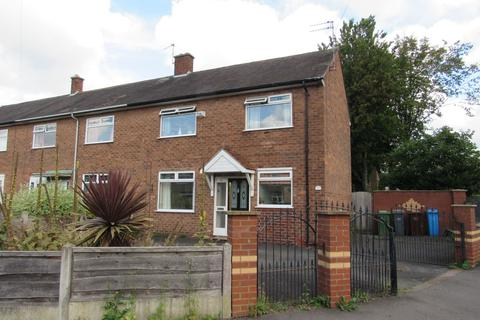 3 bedroom end of terrace house for sale - West View Road, Manchester, M22