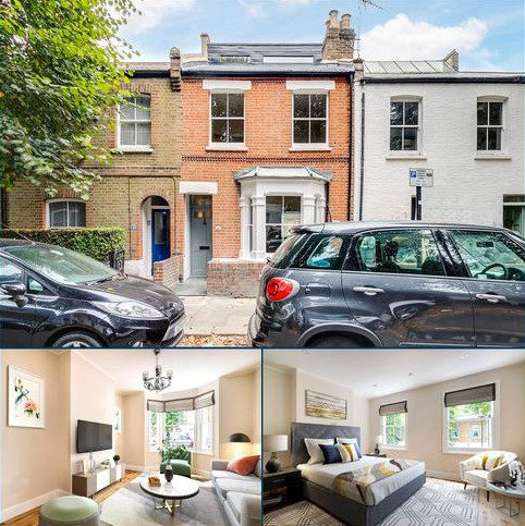 4 bedroom terraced house for sale - Paxton Road, Chiswick, London