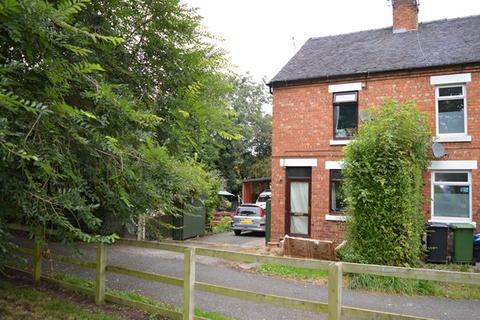 2 bedroom end of terrace house for sale - Springfield Cottages, Hospital Lane, Market Drayton TF9