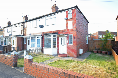 2 bedroom end of terrace house to rent - Louis Drive, HU5