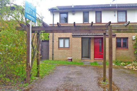 2 bedroom end of terrace house to rent - Hadley Place, Bradwell Common, Milton Keynes MK13