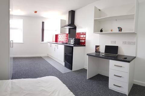 Studio to rent - 59 London Road, Leicester, LE2 0PE