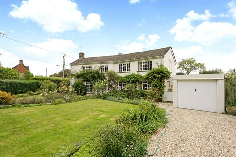 3 bedroom detached house for sale - The Green, Urchfont, Devizes, Wiltshire, SN10