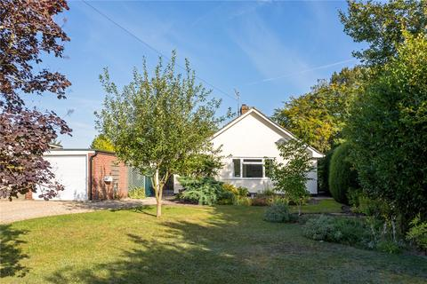 3 bedroom bungalow for sale - Fairfield, Upavon, Pewsey, Wiltshire, SN9