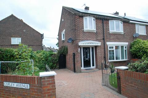 3 bedroom semi-detached house for sale - Copley Avenue, South Shields