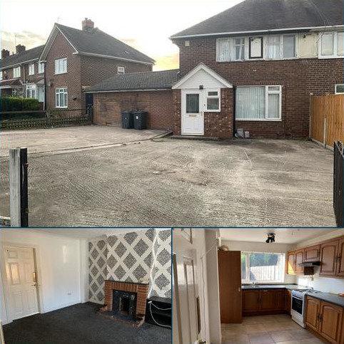 3 bedroom semi-detached house to rent - Wychbold Crescent, Birmingham B33