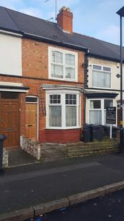2 bedroom terraced house to rent - Philip Sidney Road, Sparkhill