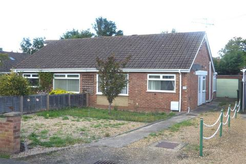 2 bedroom semi-detached bungalow for sale - Chapel Road, Earith