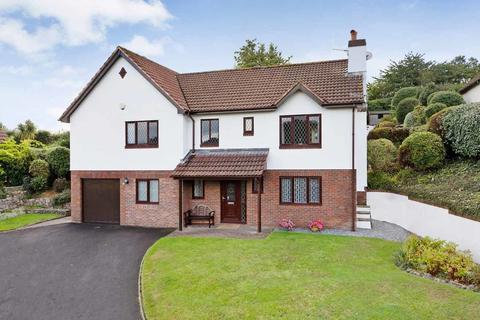 5 bedroom detached house for sale - Cleaveland Rise, Ogwell, Newton Abbot