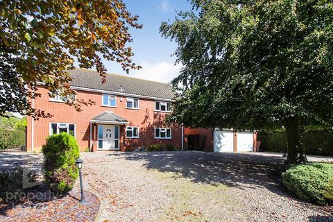 5 bedroom detached house for sale - St. Edmunds Close, Forncett St. Peter