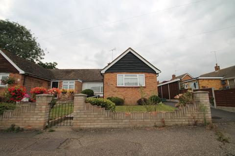 2 bedroom semi-detached bungalow for sale - Aubrey Close, Chelmsford