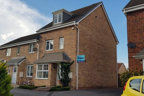 4 bedroom townhouse for sale - Bessemer Crescent Stockton-on-Tees