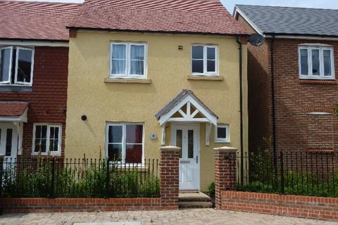 3 bedroom semi-detached house for sale - Augusta Way Central, Andover