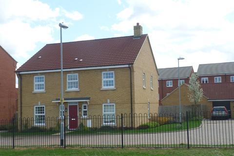 4 bedroom detached house to rent - Egremont Mews, Woodlands Park