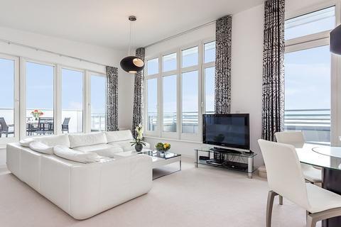 2 bedroom penthouse to rent - Guillemot House