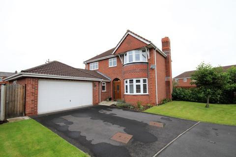 4 bedroom detached house for sale - Cromwell Way, Penwortham