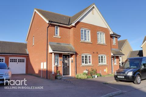 3 bedroom semi-detached house for sale - Tansey End, Biggleswade