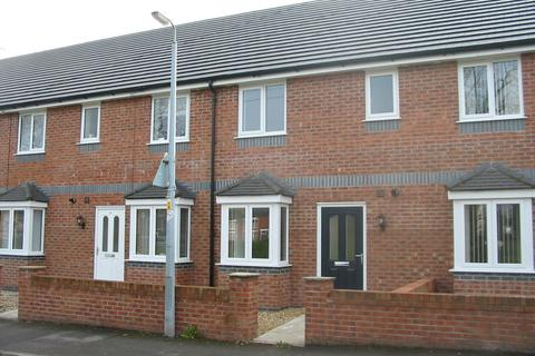 3 bedroom mews to rent - Hall O Shaw Street, Crewe, CW1 4AD