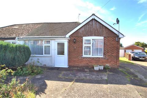2 bedroom semi-detached bungalow for sale - St Marys Crescent, Bridlington