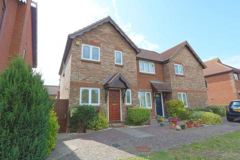 2 bedroom end of terrace house for sale - Mersea Crescent, Wickford
