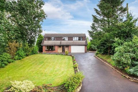 4 bedroom detached house for sale - Harriseahead Lane, Harriseahead, Staffordshire