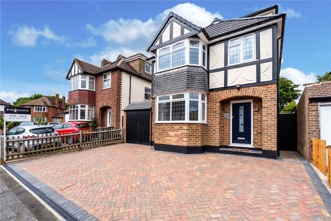 4 bedroom detached house for sale - Tudor Drive, Oadby, Leicester, Leicestershire, LE2
