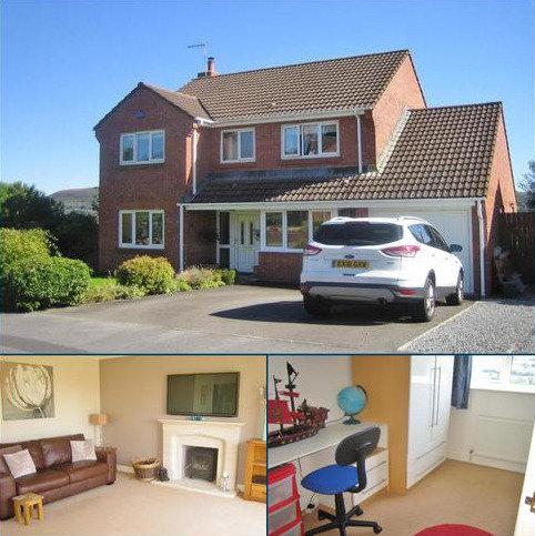 4 bedroom detached house for sale - Clos Benallt Fawr, Fforest