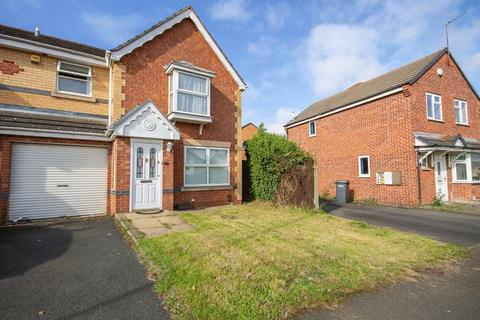 3 bedroom end of terrace house for sale - Fellow Lands Way, Chellaston