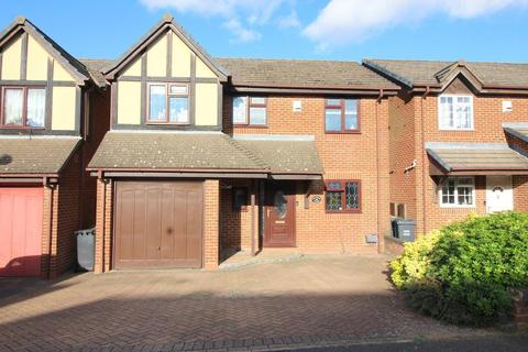 4 bedroom detached house for sale - Tameton Close, Luton, Bedfordshire, LU2 8UX
