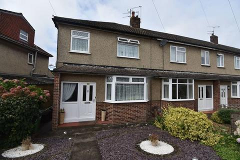 3 bedroom end of terrace house for sale - Fouracre Road, Downend