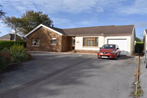 3 bedroom detached bungalow for sale - Parc Yr Ynn, Llandysul