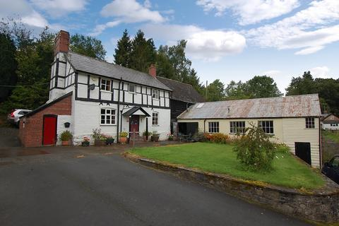 3 bedroom detached house for sale - Caersws POWYS