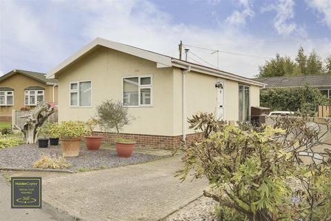 2 bedroom park home for sale - Moor Lane, Calverton, Nottinghamshire, NG14 6QR