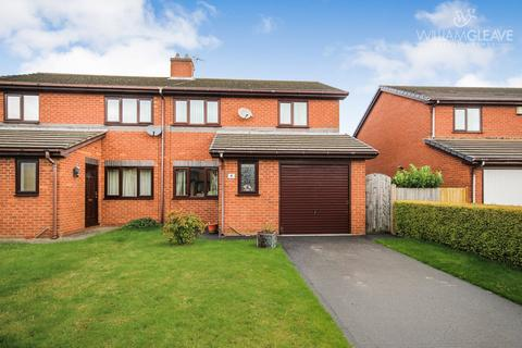 3 bedroom semi-detached house for sale - Kiln Close, Buckley, CH7