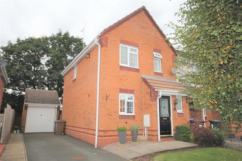 3 bedroom townhouse for sale - Arundel Drive, Cheadle, Stoke-On-Trent