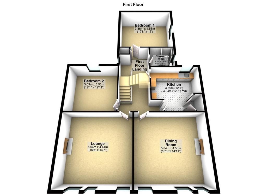 Floorplan 2 of 4
