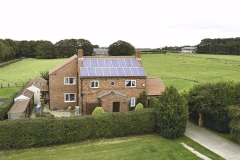 4 bedroom detached house for sale - Thwing Road, Rudston, East Yorkshire