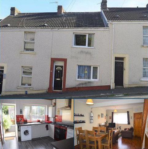 3 bedroom terraced house for sale - Caepistyll Street, Swansea, SA1