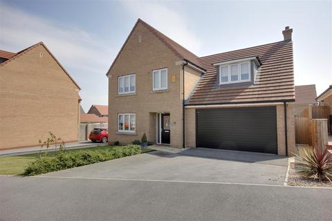 4 bedroom detached house for sale - Nursery Close, Swanland, North Ferriby