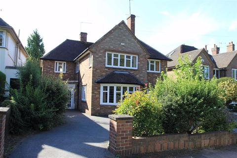5 bedroom detached house for sale - Shirley Road, Stoneygate, Leicester