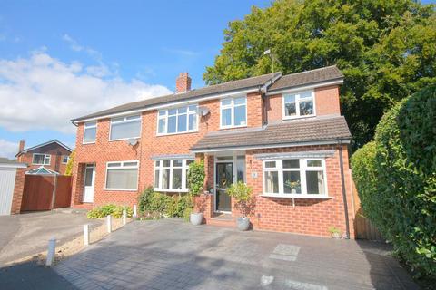 4 bedroom semi-detached house for sale - Braemar Close, Wistaston, Crewe