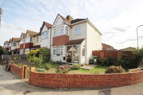 3 bedroom end of terrace house for sale - Edmund Road, Rainham, RM13
